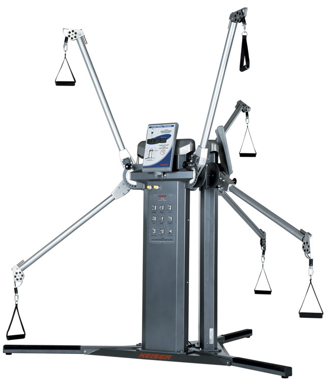 An Interview With The Keiser Infinity Triple Trainer Bon